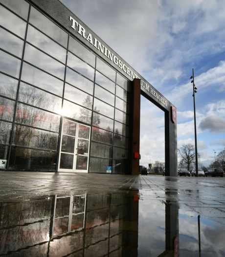 FC Twente neemt geen risico en sluit trainingscomplex verder af