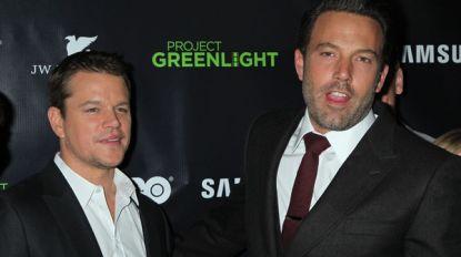 Dé bromance van Hollywood: zo leerden Ben Affleck en Matt Damon elkaar kennen