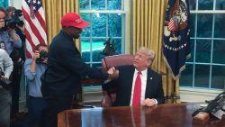 """Collega's Kanye West ontzet door zijn bezoek aan het Witte Huis: """"Ik schaam me voor jou"""""""
