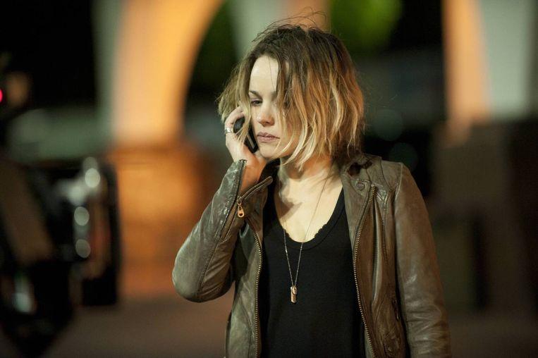 Rachel McAdams speelt de geharde rechercheur Antigone Bezzerides Beeld HBO