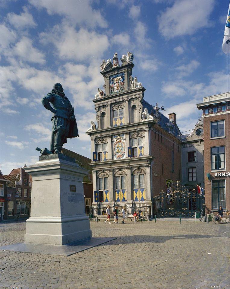 Jan Pieterszoon Coen in Hoorn Beeld rv
