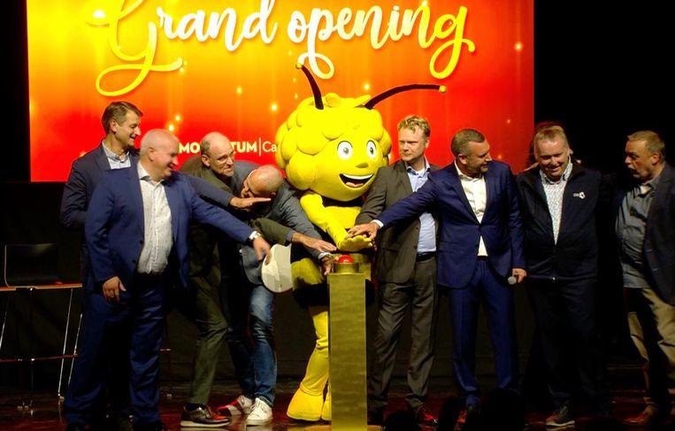 De Grand opening van het gloednieuwe themapark Majaland Kownaty in Polen.