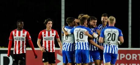Na negen duels zonder zege wint FC Eindhoven weer eens van Jong PSV