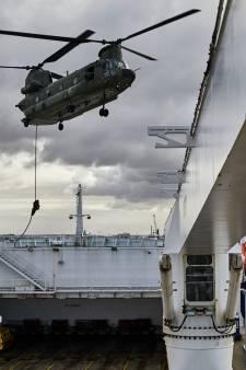 DFDS in Vlaardingen neemt maatregelen tegen geluidsoverlast voor omwonenden: 'Straks geen herrie meer'