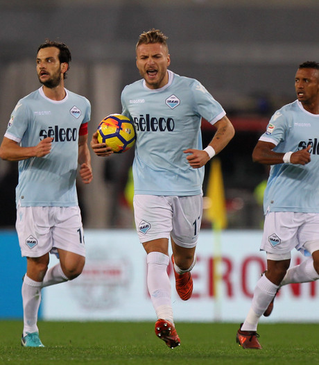 Vitesse hoeft Serie A-topschutter Immobile niet te vrezen