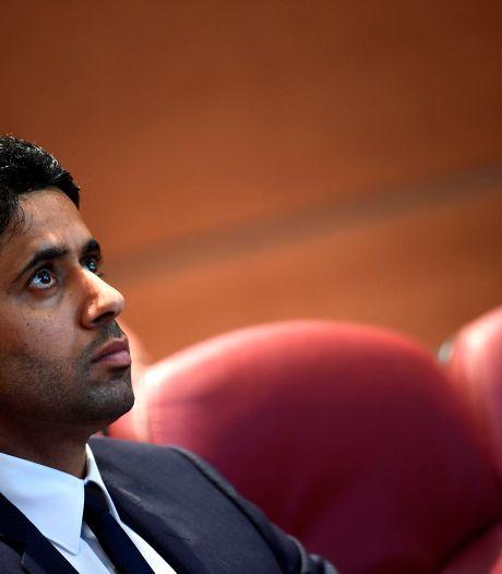 La justice suisse rejette trois demandes de récusation du patron du PSG Nasser Al-Khelaïfi