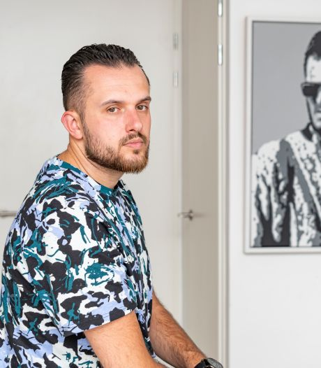 Dzenan wilde alles weten over zijn vader, die omkwam  in Bosnië: 'Mijn vader is een held'