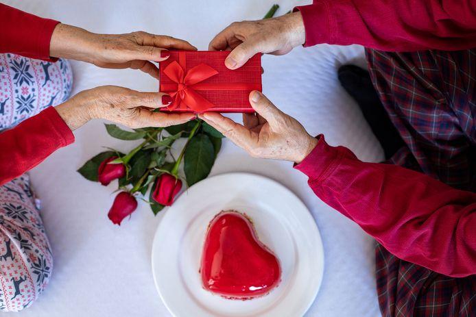 Vrijdag is het weer Valentijnsdag.