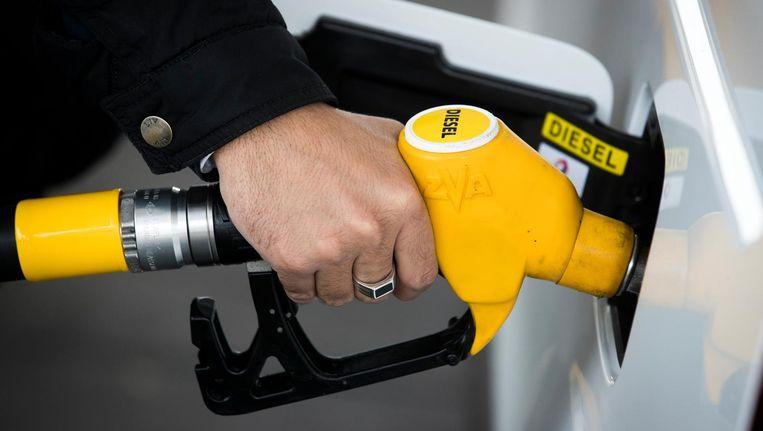 'De gemeente 'predikt' elektrisch maar kiest in de praktijk tussen fossiele diesel of biodiesel Beeld ANP