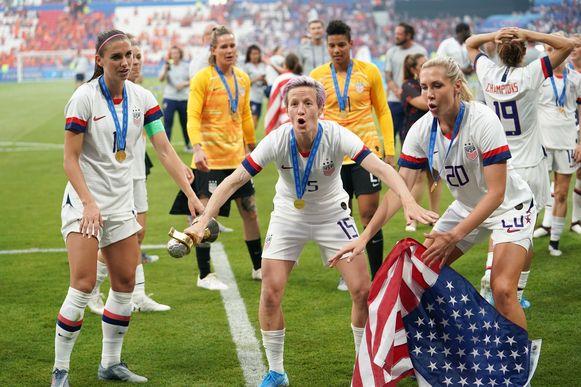 Wereldkampioen Amerika