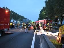 Verdachte dodelijk ongeval A44 langer vast