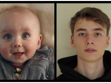 Kijkcijferhit: vader Frans maakte een timelapse-video van zijn opgroeiende zoon Vince (18)