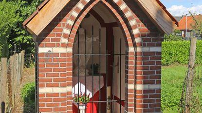 Gemeente is nieuwe eigenaar van dit kapelletje