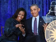 Michelle et Barack Obama sont les personnes les plus admirées au monde