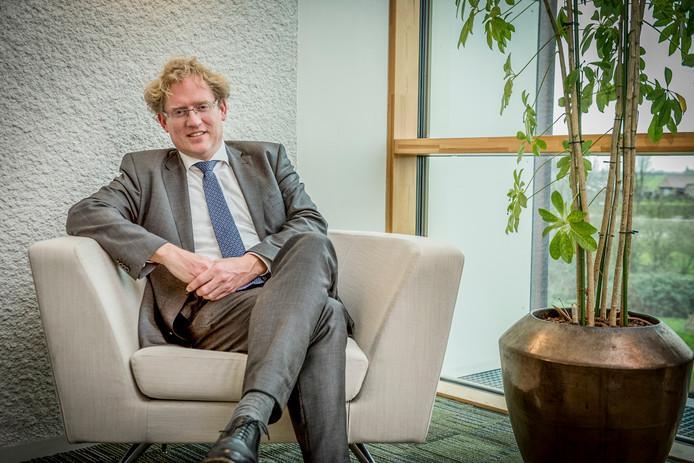 Arnoud Rodenburg burgemeester Midden Delftland