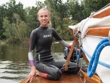 Jonna (14) organiseert natuurzwemtocht in Loosdrechtse Plassen