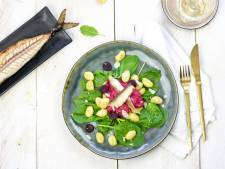 Wat Eten We Vandaag: Gnocchi met makreel en bietensaus