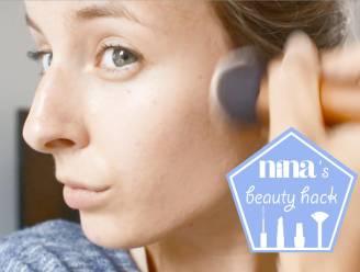 NINA's beautyhack: altijd een gebruinde zomerhuid (ook zonder zon)