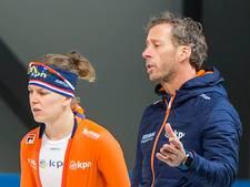 Schaatscoach van Wüst uit Goirle slaat alarm: 'Bagage zoek, voorbereiding in gevaar'