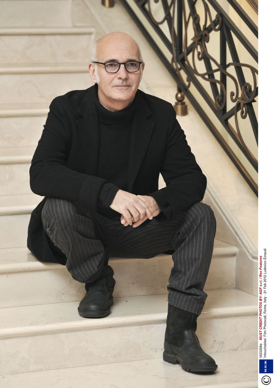 De Italiaanse pianist en componist Ludovico Einaudi. Beeld AGF