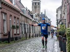 Recordaantal deelnemers bij 'sfeervol' en 'gezellig' Vestingloop Willemstad