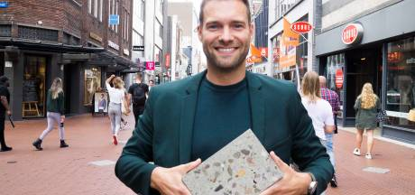 Groene binnenstad krijgt een Eindhovense steen
