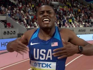 Wereldkampioen op de 100 meter Christian Coleman tekent bij TAS beroep aan tegen schorsing