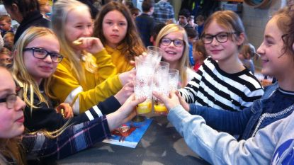 Kinderen uit VBS De Krekel klinken op 2019