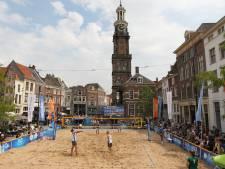Beachvolleybal Zutphen gaat hand in hand met Roparun