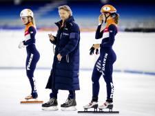 Schulting houdt vast aan NK langebaan: 'Vooralsnog ga ik er vanuit dat het doorgaat'