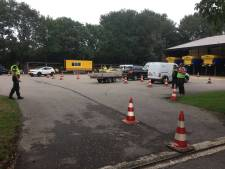 Voor 17.500 euro aan boetes geïnd bij controle in Doesburg
