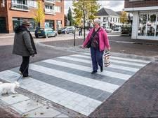 Centrum Gennep krijgt nog drie zebrapaden terug