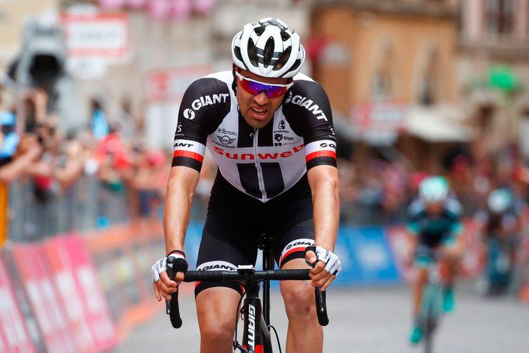 Dumoulin werd tweede.