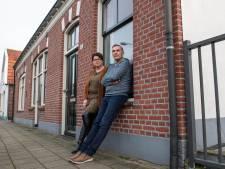 Albert Rozemaprijs voor markante pui familie Hoenink uit Haaksbergen