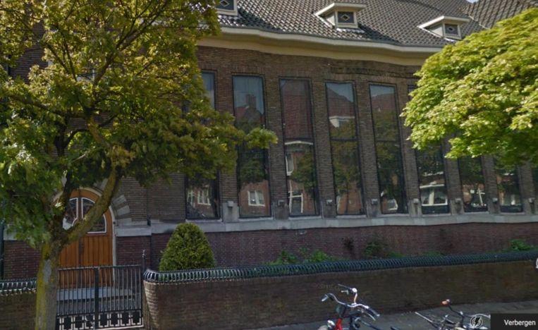 Apostolisch Genootschap Amsterdam-Noord Beeld Google Streetview