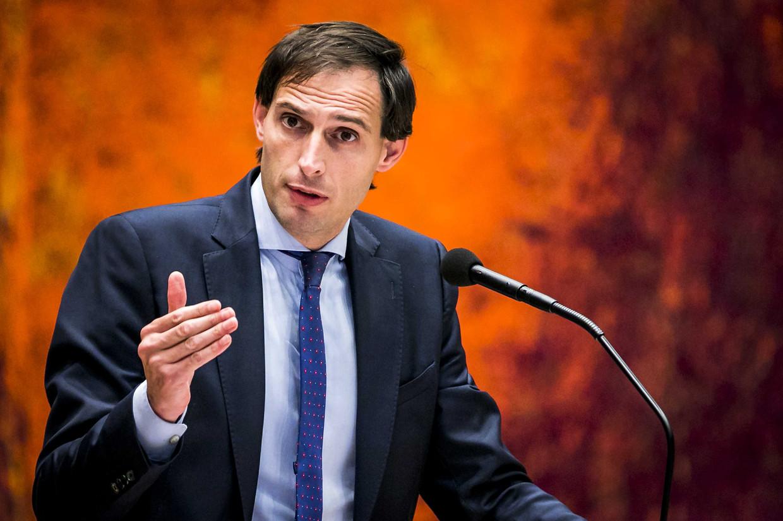 Wopke Hoekstra, minister van Financien.