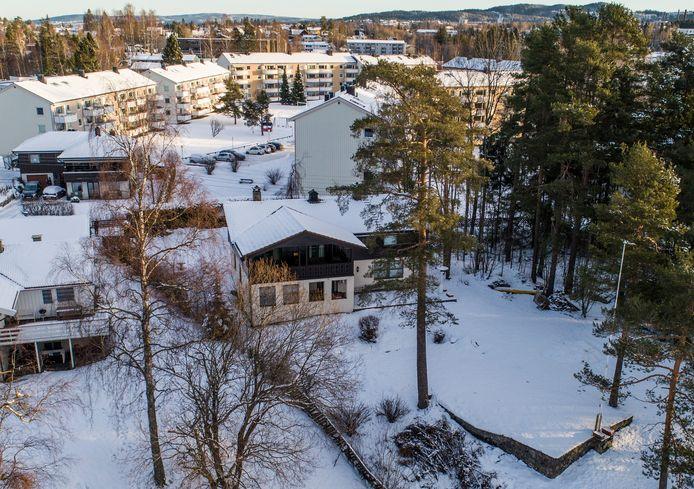 Het huis waaruit Hagen op 31 oktober vorig jaar verdween.