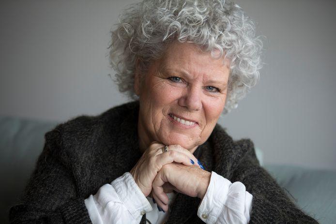 Annemiek Toonen: 'Omzien in wrok heeft geen zin'.