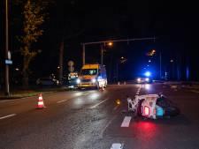 Twee gewonden na nachtelijk ongeval op Baroniebaan in Tilburg