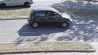 Politie zoekt inzittenden van Lancia Ypsilon met Belgische nummerplaat