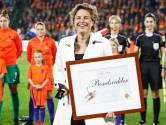 KNVB benoemt Daphne Koster tot bondsridder