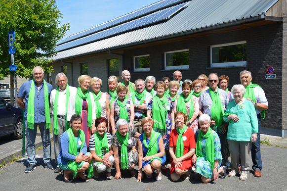 Samana Haaltert viert haar 60-jarig jubileum.