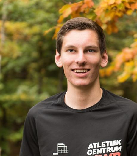 Sven van Merode uit Etten-Leur achtste op EK atletiek