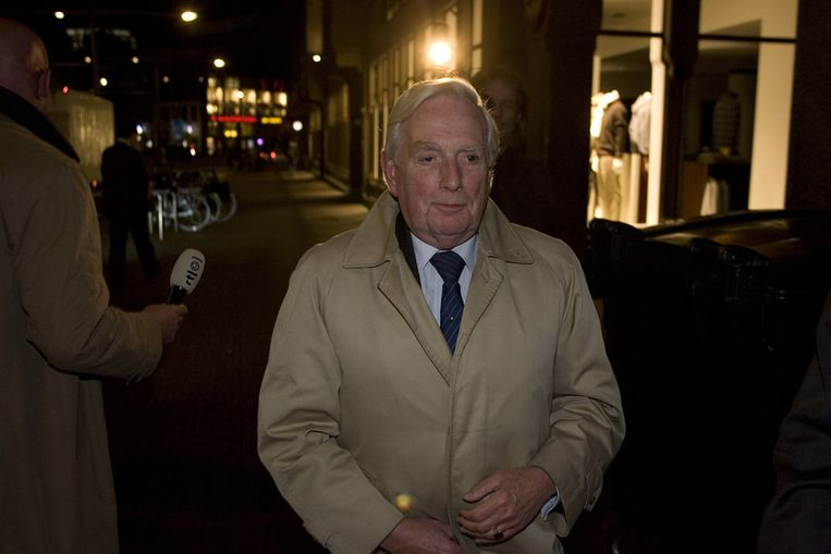 Oud-minister Korthals Altes in 2007. Beeld anp