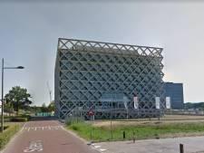 Metingen verricht in Atlas-gebouw WUR: chemische lucht nog steeds aanwezig