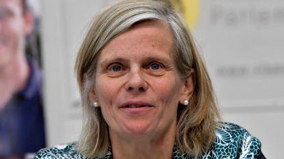 VUB-rector Caroline Pauwels ontvangt Franse onderscheiding