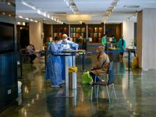Un hôtel cinq étoiles de Barcelone transformé en établissement médicalisé