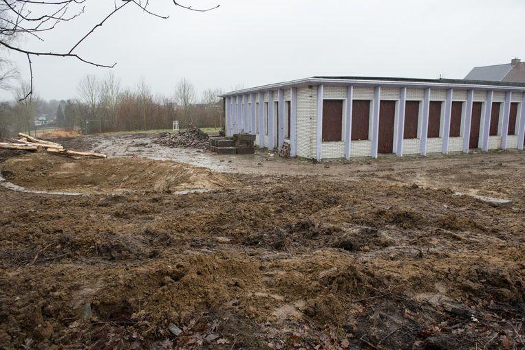 Het oude schooltje wordt omgevormd tot Milieu Educatief Centrum.
