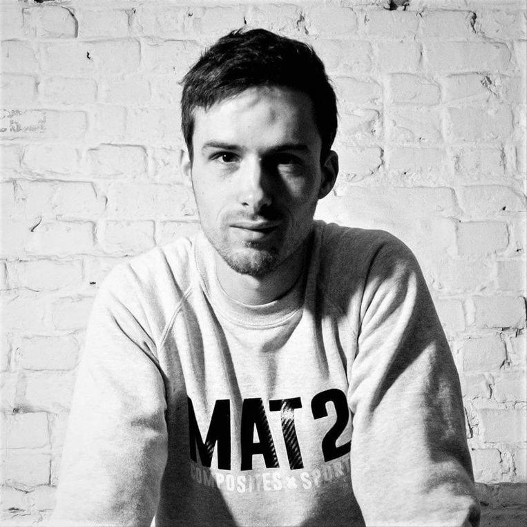 Matthieu Libeert(29) uit Kortrijk is productontwerper en hij maakt de gekste dingen uit carbonvezel.