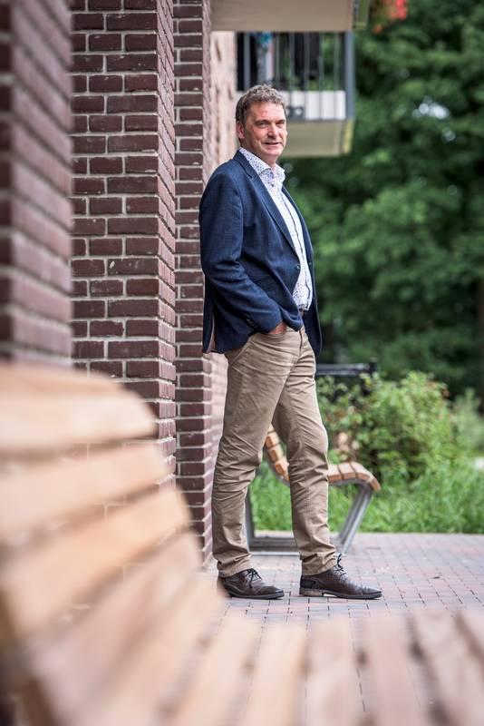 Directeur Jan van Vucht van Area.